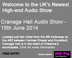 Cranage Hall Audio Show