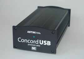 Concord Powered USB Cable System