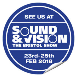 AT2-2100 on display at the Bristol Show 2018